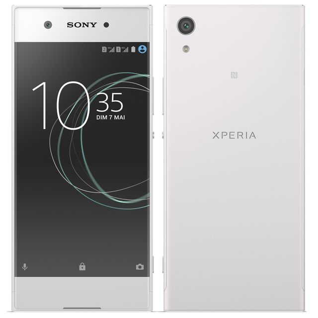 SONY Xperia XA1 - Double SIM - Blanc