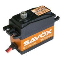 Savox - Servo STD SB-2270SG BRUSHLESS 32Kg.cm/7,4V