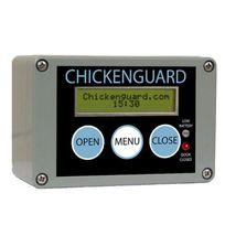 """Chicken Guard - Portier automatique poulailler ChickenGuard """"Tout Option"""" sur secteur"""