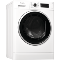 Whirlpool - Lave-linge frontal séchant - WWDC8614
