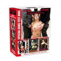 Vmd Production - Coffret 3 Dvd Gang Test Anal