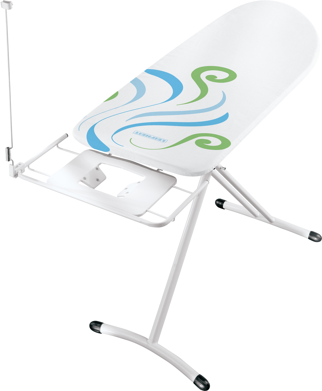 leifheit dressfix table repasser 72544 pas cher achat vente table de repassage. Black Bedroom Furniture Sets. Home Design Ideas
