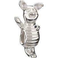Chamilia - Charm en Argent - Collection Disney - Porcinet