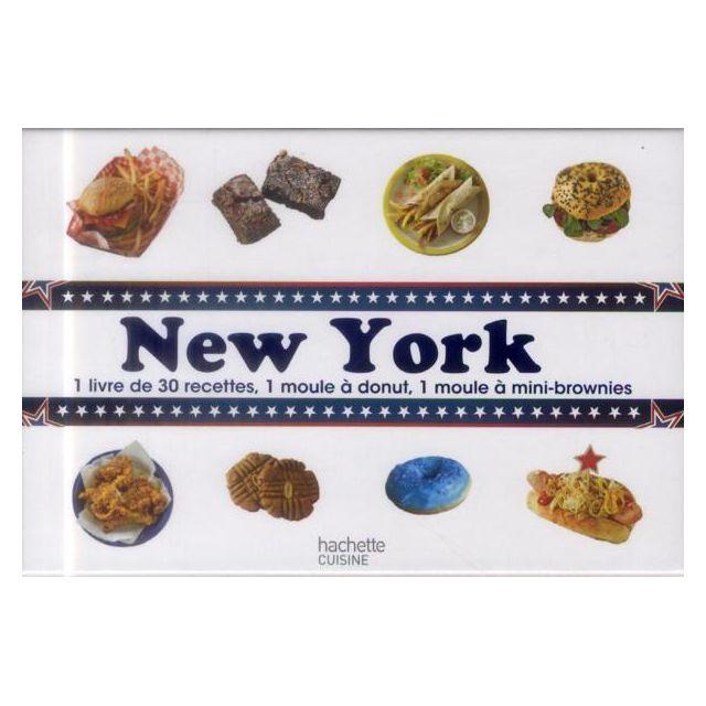 Hachette Pratique Mini Coffret New York Pas Cher Achat