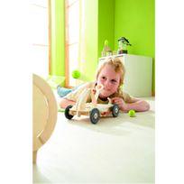 Haba - Jeu de construction en bois : Terra Kids Kit catapulte