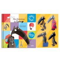 Editions Auzou - Mon coffret de figurines Loup et deux histoires de Loup