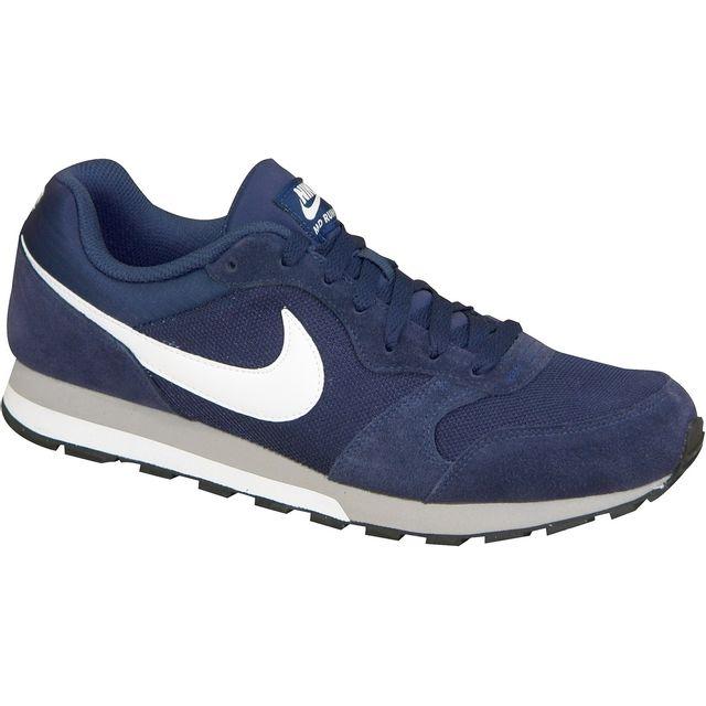Nike Md Runner Ii 749794 410 Bleu pas cher Achat / Vente Baskets