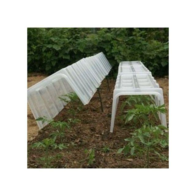 pouss vert mini serre tunnel de for age modul 39 o 40 kit. Black Bedroom Furniture Sets. Home Design Ideas