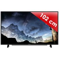 Grundig - Vision 6 40 Vle 6730 Bp - 102 cm - Smart Tv Led - 1080p