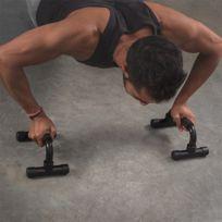 Marque Generique - Barres pour flexions Fitness paire Sport Fitness perte de poids minceur Musculation
