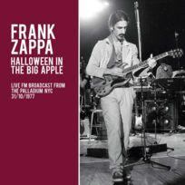 Import - Frank Zappa - Halloween in the big apple - Radio broadcast, New York 1977 Boitier cristal