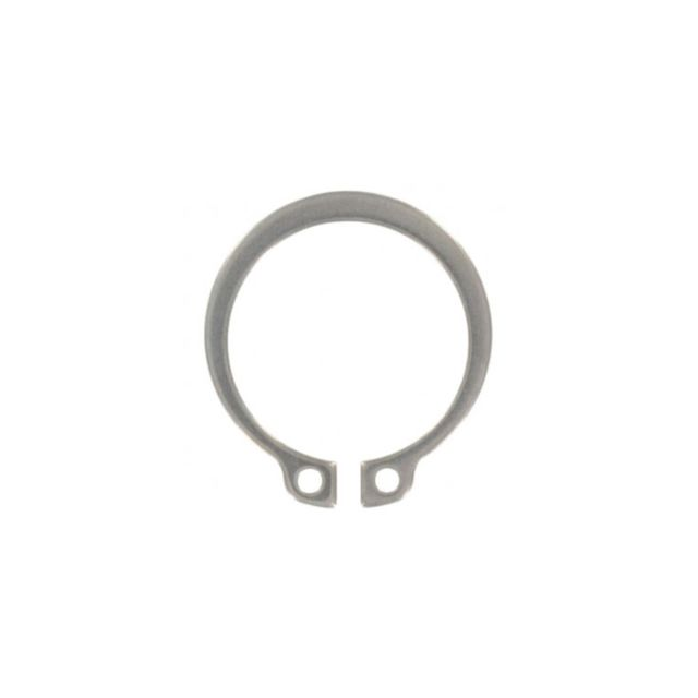 Diamwood - Circlips extérieur D. 18 mm Inox A2 - Boite de 100 pcs - Cirex18A2
