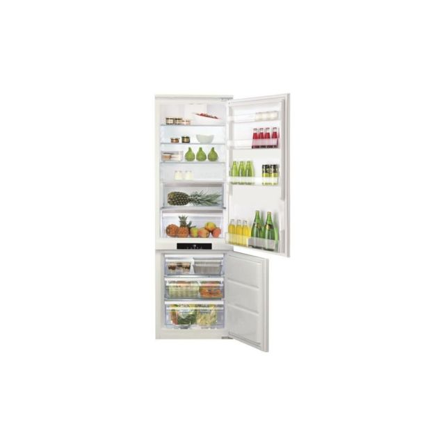 hotpoint bcb7030aafc refrigerateur encastrable congelateur. Black Bedroom Furniture Sets. Home Design Ideas