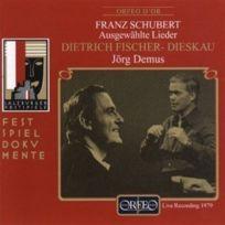 Orfeo d'Or - AusgewÄHLTE Lieder - Cd