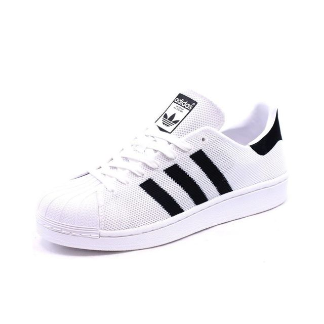 check out 944fb 481f8 Adidas - Chaussures Superstar Blanc Homme Adidas Multicouleur 42 2 3