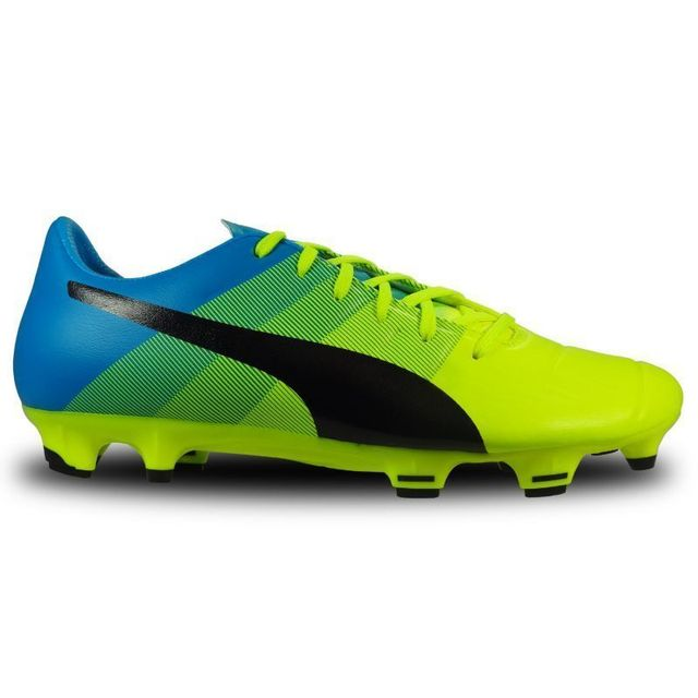 Puma Chaussure de football evopower 3 3fg Jaune 43 pas
