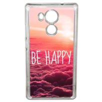 Lapinette - Coque Rigide Be Happy Love Pour Huawei Mate 8