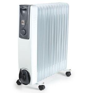tristar radiateur bain d 39 huile 2500w blanc ka 5116. Black Bedroom Furniture Sets. Home Design Ideas