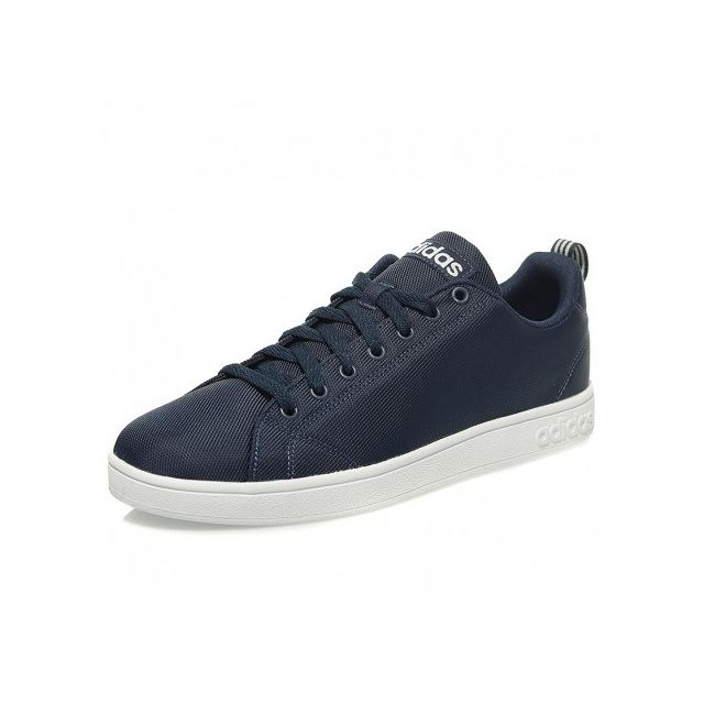 0369a313d4161 Adidas originals - Chaussures Vs Advantage Clean Bleu Homme Adidas ...