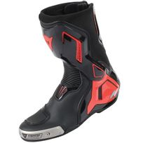 Dainese - Torque Out D1 Black Red Fluo