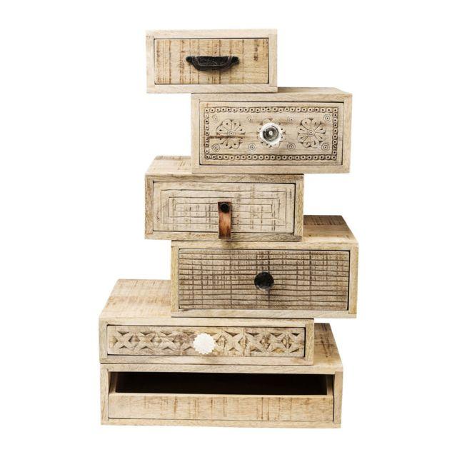 Karedesign Chiffonnier Puro set de 6 Kare Design