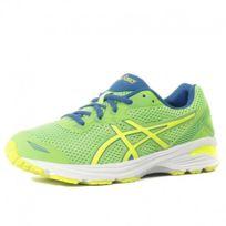 Asics - Gt-1000 5 Gs Garçon Chaussures Running Vert