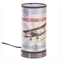 Jja - Lampe de chevet enfant décor avion