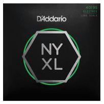 D'ADDARIO - Nyxl4095 - Super Light 40-95 - Jeu de cordes guitare basse