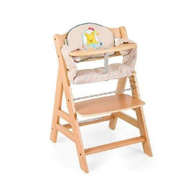 Hauck winnie coussin de chaise bois pas cher achat vente chaises hautes rueducommerce - Chaise haute hauck winnie ...