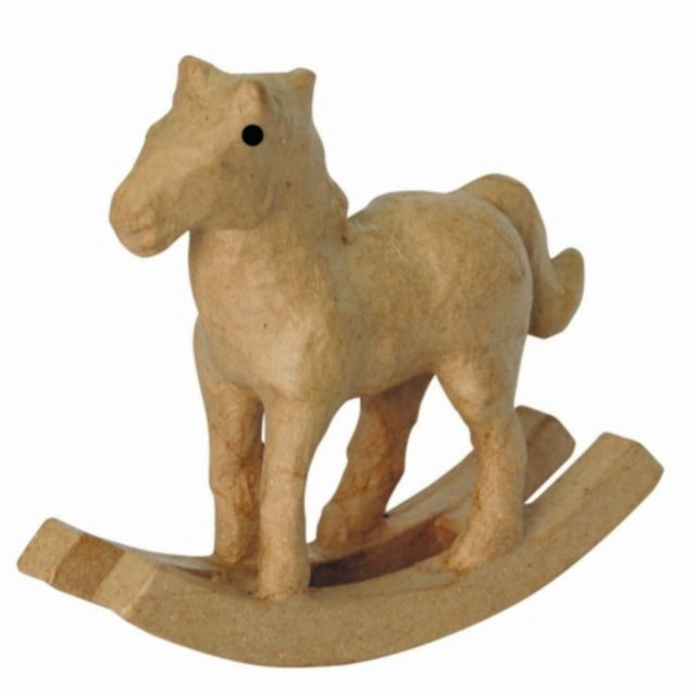 Decopatch - Petit cheval à bascule Décopatch