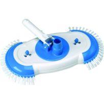 gr gre pools balai oval rotatif avec brosses latrales - Balai Brosse Rotative Electrique