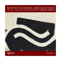 Hyperion - Beethoven: Cello sonatas, vol 2