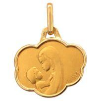 Augis - Médaille 53117