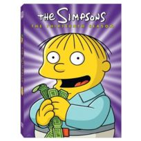 20th Century Fox - The Simpsons - Series 13 - Complete IMPORT Anglais, IMPORT Coffret De 4 Dvd - Edition simple