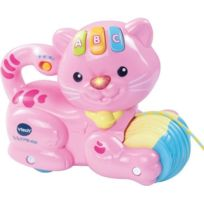VTECH BABY - 1,2,3 p'tit chat - Rose