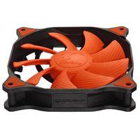 COUGAR - Ventilateur Vortex V12S , Noir/orange - 120mm