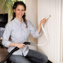 Objets du Mois - Suceur plat flexible pour radiateur - passe-partout - compatible tous aspirateurs