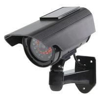 KONIG - Balle Caméra factice IP44 Noir