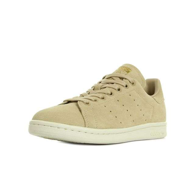 Adidas originals - Stan Smith Marron, Doré - 46 2/3 - pas cher Achat / Vente Baskets homme - RueDuCommerce