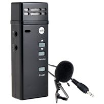 Mcgrey - Ub-2G4 émetteur radio de poche bodypack 2.4 Ghz