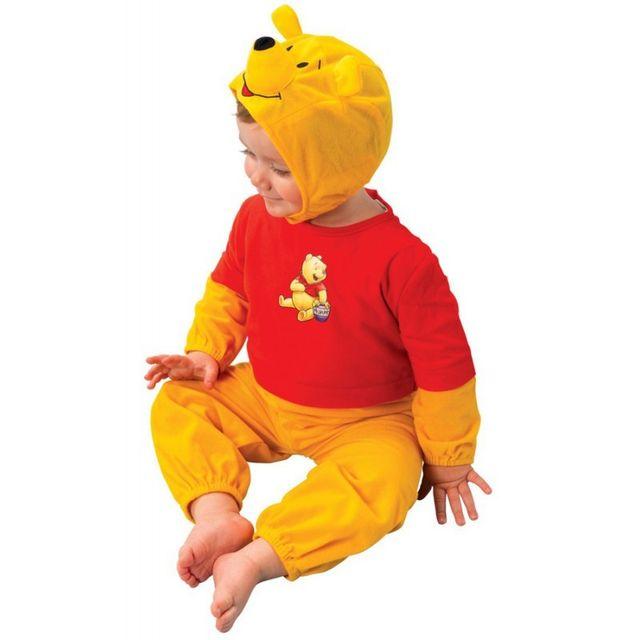 Déguisement Winnie l'ourson enfant 2 à 3 ans