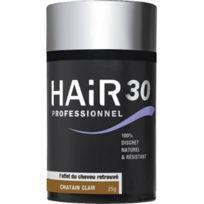 Hair30 - Chatain Clair