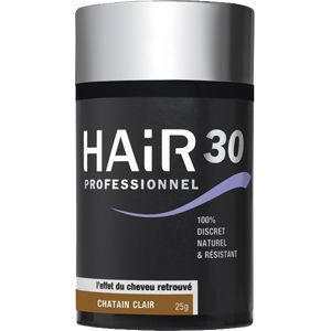 Hair30 - Chatain Clair