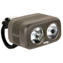 Knog - Blinder Outdoor 400 - Éclairage avant - 1 Led blanche standard gris