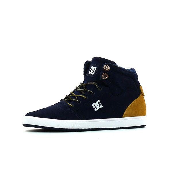 8173f1d8de4a Dc - Baskets montantes Shoes Crisis high Wnt - pas cher Achat / Vente  Baskets homme - RueDuCommerce