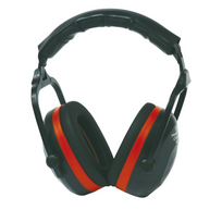 Topcar - Casque serre-tête, anti-bruit. Snr: 30 Db. Pliable. Singer Hg106PNR