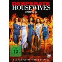 Touchstone - Desperate Housewives - Season 4 IMPORT Allemand, IMPORT Coffret De 5 Dvd - Edition simple