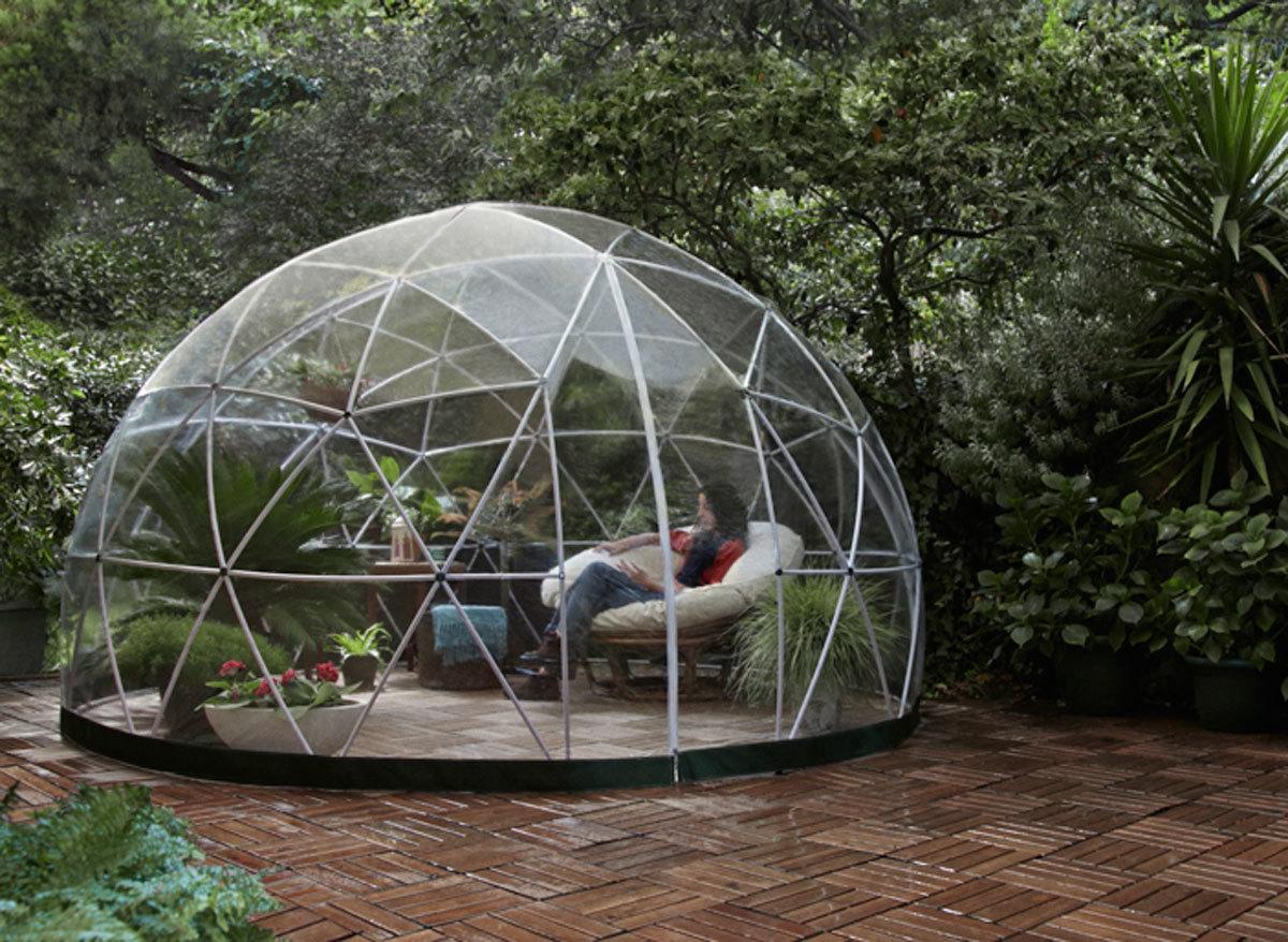 Abri de jardin Hiver - 10 m²