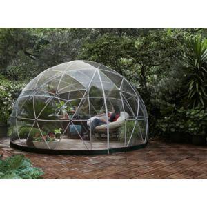 jardideco abri de jardin garden igloo hiver 10 m pas cher achat vente abris en pvc. Black Bedroom Furniture Sets. Home Design Ideas