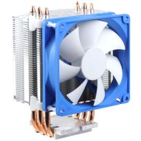Silverstone - Ventilateur de processeur Argon Sst-ar02-V2 - 92mm